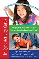 In-Sync Activity Cards: 50 Simple, New Activities to Help Children Develop, Learn, and Grow! Cards