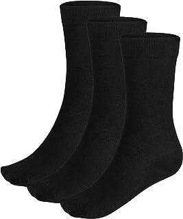 Wool Rockers, Calcetines de lana de merino, 3 unidades, para hombre y mujer, ideal para la oficina y el día a día, agradable sensación de transporte