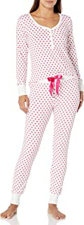 Jammies Small Pink Heart Pattern Pajama Set