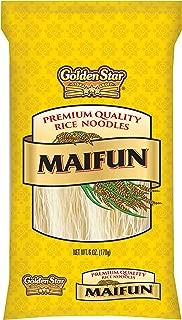 Golden Star, Maifun Rice Noodles, Six Ounce, Eight Pack