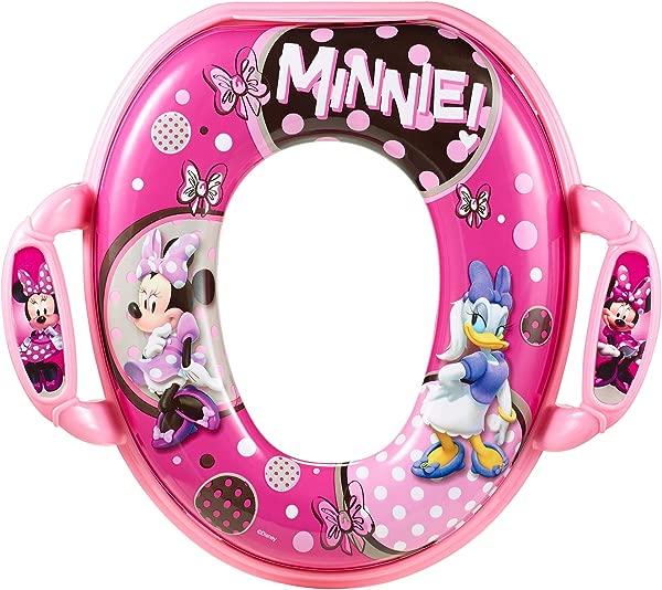 第一年迪士尼婴儿米妮软便盆座椅