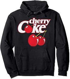 Coca-Cola Cherry Coke Logo Pullover Hoodie
