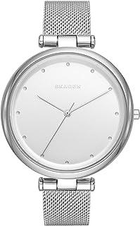Skagen Tanja Women's Silver Dial Stainless Steel Analog Watch - SKW2485