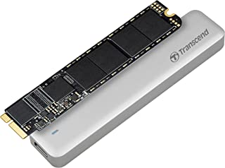 """Transcend SSD MacBook Air専用アップグレードキット (Late 2010[11""""&13""""]/Mid 2011[11""""&13""""]) SATA3 6Gb/s 240GB 5年保証 JetDrive / TS240GJDM500"""