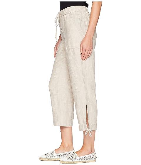 Easy New Jones York Crop Ties w Pants Linen t77qrT