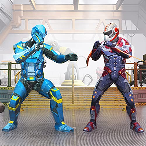 Real Robot Fighting Rangers Championship: Super Power Battle Simulator