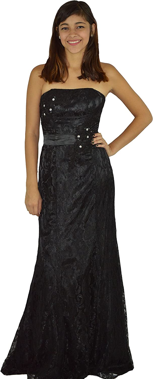 Imagine Prom Bride Formal Bridesmaid Pure Elegance Long Gown