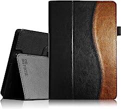 """مورد Fintie Folio برای Kindle Fire HD 7 """"(مدل قدیمی 2013) - مورد باریک Fol Folio با ویژگی خودکار خواب / بیداری (فقط متناسب با Amazon Kindle Fire HD 7 ، نسل قبلی - 3) ، Dual Color"""