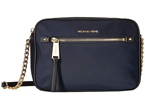 e2a3192792bd MICHAEL Michael Kors Polly Large East/West Crossbody at Zappos.com