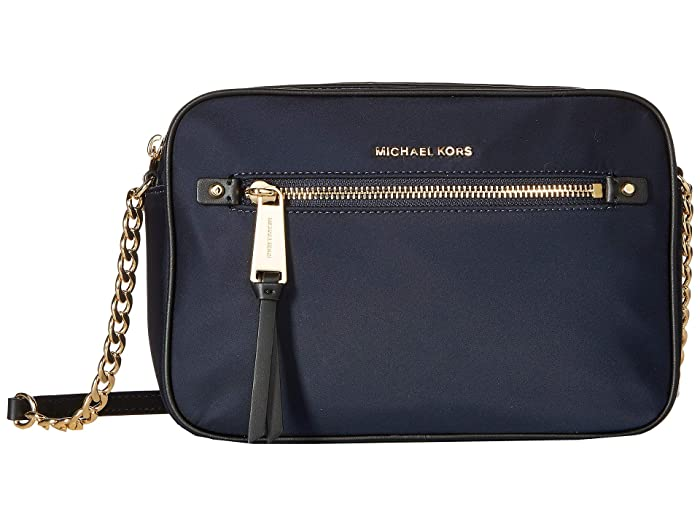 69022fa2995d MICHAEL Michael Kors Polly Large East/West Crossbody at Zappos.com