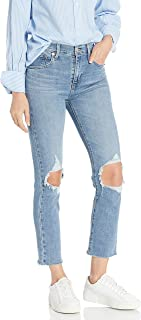 Women's 724 High Rise Straight Crop Jeans