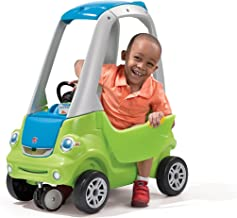 Step2 Easy Turn Coupe Refresh Riding Toy, Silver