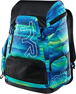 Tyr Alliance 45L Backpack Kinematic Print