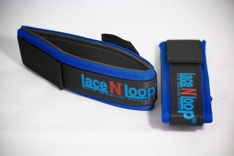 Lace N Loop Straps Schn/ür-Boxhandschuh-Konverter Paar