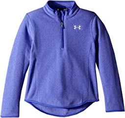 Heathered 1/4 Zip (Little Kids)