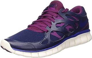 timeless design b5dd1 37e14 Nike WMNS Free Run 2 Ext, Chaussures de Sport Femme