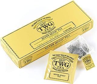 TWG Tea  Silver Moon Tea(コットンティーバッグ , 2.5g×15個入り)