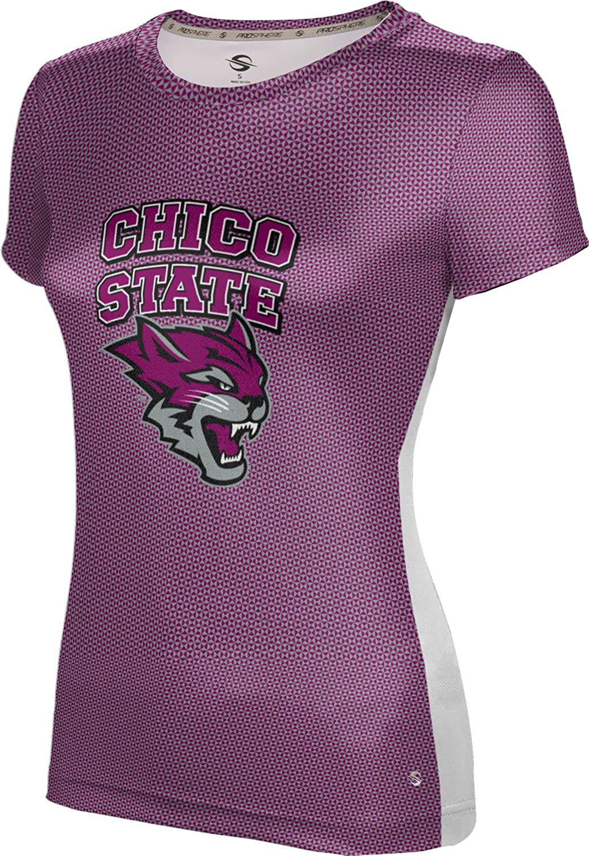 California State University Chico Girls' Performance T-Shirt (Embrace)