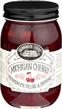 Brownwood Farms Cherry Pie Filling – 18 oz Best Michigan Toppings –..