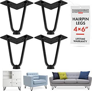 Sensational Top 10 Furniture Legs Of 2019 Reviews Coach Squirreltailoven Fun Painted Chair Ideas Images Squirreltailovenorg