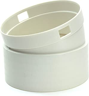 Haier Portable Air Conditioner Exhaust Connector Coupling Fitting-Nozzle (AC-1945-04)