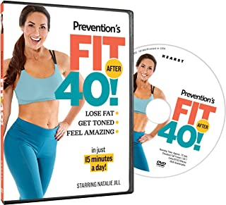 Prevention Fit After 40! Lose Fat, Get Toned, Feel Amazing in Just 15 Minutes a Day!