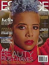 Essence Magazine ~ October 2018 ~ KELIS