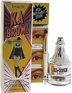 Benefit Ka-Brow! Cream Gel Brow Color with Brush - 03 Medium, 3 gm