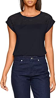 ONLY NOS Onlnicole S/S Mix Top Noos, Camiseta para Mujer