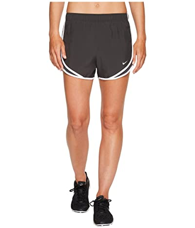 Nike Dry Tempo Short (Anthracite/Anthracite/White/Wolf Grey) Women