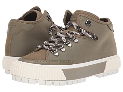 rag & bone RB Army Hiker Low Sneaker (Light Olive) Women