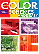 New Color Schemes Made Easy (Better Homes and Gardens Home)