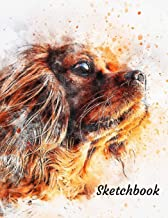 Sketch Book: A Cute Colorful Dog Themed Blank Journal, Notebook and Diary, perfect for Sketching, Creative Doodling, Drawing, and Painting  8.5″ X 11″ … (Sketchbook for Kids, Teens, Boys, and Girls) PDF