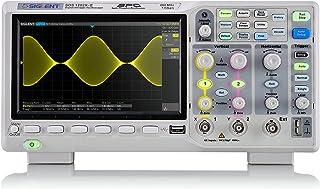 Siglent Technologies SDS1202X-E 200 مگا هرتز اسیلوسکوپ دیجیتال 2 کانال، خاکستری