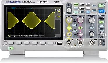 Best siglent technologies sds1202x e 200 mhz digital oscilloscope Reviews