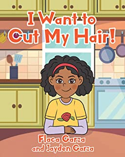 I Want to Cut My Hair! (English Edition)
