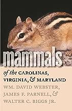 Mammals of the Carolinas, Virginia, and Maryland