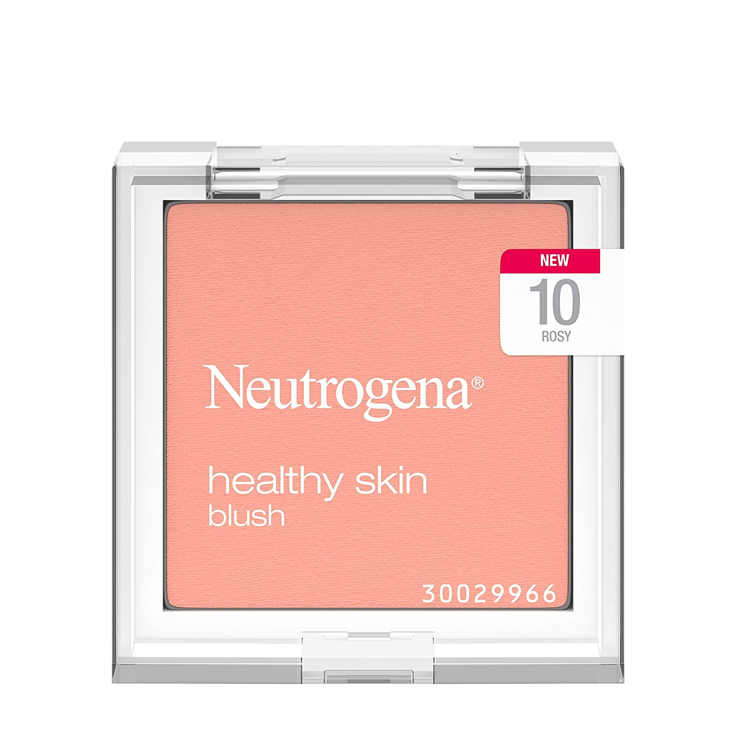 Neutrogena Healthy Skin Powder Blush Makeup Palette, Illuminating Pigmented Blush with Vitamin C and Botanical Conditioners for Blendable, Buildable Application, 10 Rosy,.19 oz : Beauty & Personal Care