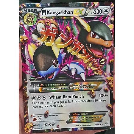 MEGA M KANGASKHAN EX SPANISH XY Flashfire 79//106 NM Español Super Rare POKEMON
