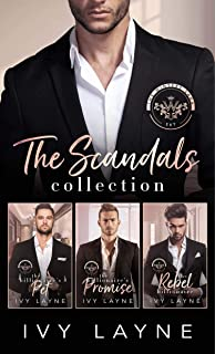 The Scandals Collection: The Billionaire's Pet, The Billionaire's Promise, & The Rebel Billionaire