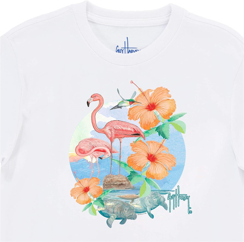 Guy Harvey Girls Short Sleeve T-Shirt