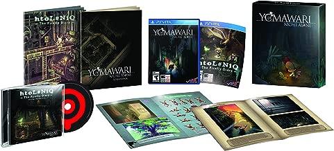 Yomawari: Night Alone / htol#NiQ: The Firefly Diary - PlayStation Vita Limited Edition