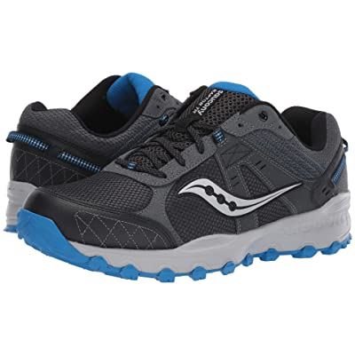 Saucony Grid Raptor TR 2 (Charcoal/Blue) Men