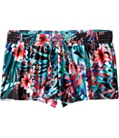 Seafolly Kids - Tropical Vacation Boardie (Little Kids/Big Kids)