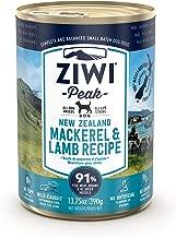 Ziwi Peak Grain-Free Canned Dog Food Recipe