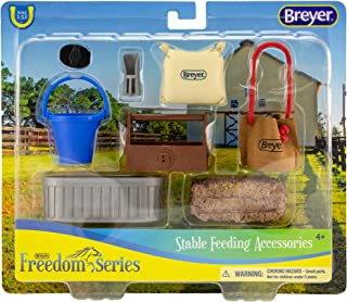 Breyer Classics Stable Feeding Horse Accessories Set