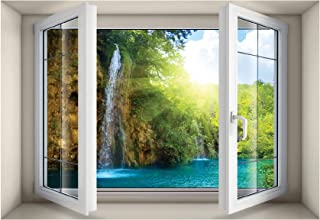 Best waterfall wall decals Reviews