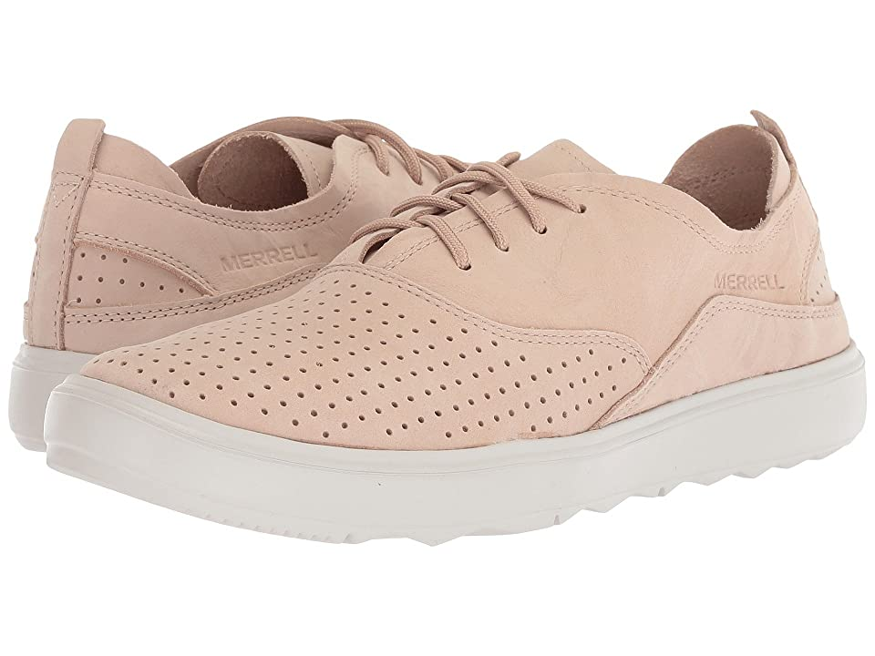 Merrell Around Town City Lace Air (Sandstone) Women