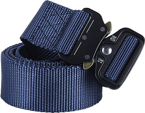 CONTACTS Unisex Nylon Belt