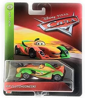 Disney/Pixar Cars Rip Clutchgoneski WGP - GPM Series 1:55 Scale Collectible Die Cast Model Car